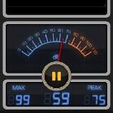 Decibel 10th - zajszintmérő (iPhone mobile)