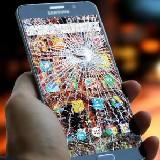 Törött mobil kijelző - Tréfa (Android alkalmazások)